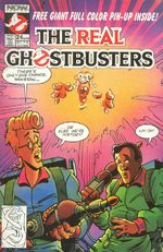 The Real Ghostbusters 24 Comics