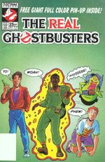 The Real Ghostbusters 25 Comics
