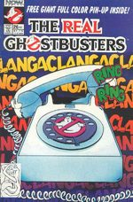 The Real Ghostbusters 26 Comics