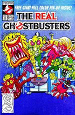 The Real Ghostbusters 27 Comics