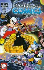 Walt Disney's Comics and Stories 721
