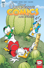 Walt Disney's Comics and Stories 730