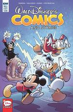 Walt Disney's Comics and Stories 731