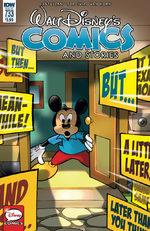 Walt Disney's Comics and Stories 733