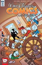 Walt Disney's Comics and Stories 737