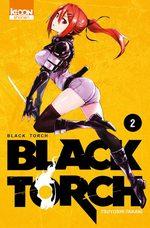 Black Torch 2 Manga