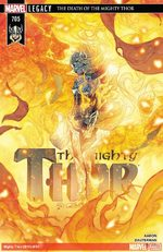 The Mighty Thor # 705