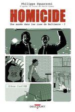 Homicide - Une année dans les rues de Baltimore # 3