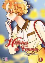 Histoires de Femmes 1 Manga