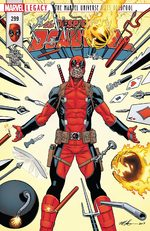 Marvel Legacy - Despicable Deadpool # 299