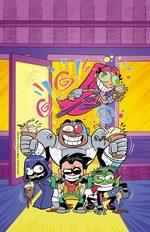 Teen Titans Go ! 5