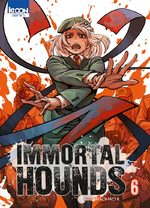 Immortal Hounds 6 Manga