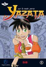Yazata 1 Global manga