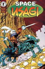 Space Usagi 2 Comics