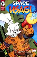 Space Usagi 3 Comics
