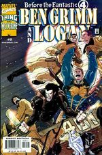 Before the Fantastic Four - Ben Grimm and Logan 2