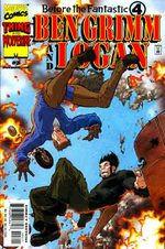 Before the Fantastic Four - Ben Grimm and Logan 3