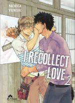 I recollect love 2 Manga