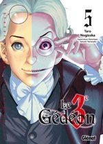 Le 3e Gédéon 5 Manga