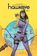 Hawkeye # 1