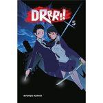Durarara!! 5 Light novel