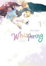 Whispering - Les voix du silence 1 Manga