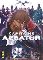 Capitaine Albator : Dimension voyage 6 Manga