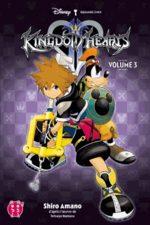 Kingdom Hearts II 3 Manga