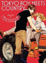 Tokyo Boy Meets Country 1 Manga