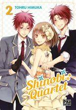 Shinobi Quartet # 2