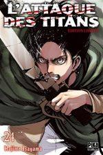 L'Attaque des Titans # 24