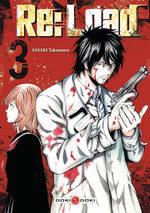 Re:Load T.3 Manga