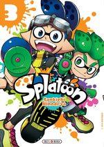 Splatoon 3 Manga