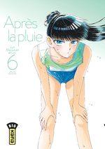 Après la pluie 6 Manga