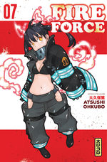Fire force # 7