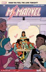 Ms. Marvel # 29