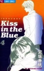 Kiss in the Blue 4 Manga