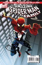 Amazing Spider-Man Family # 8