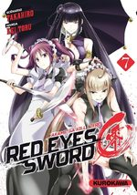 Red Eyes Sword Zero 7