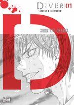 Diver T.1 Manga