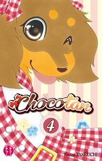 Chocotan 4 Manga