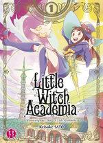 Little Witch Academia (SATO Keisuke) T.1 Manga