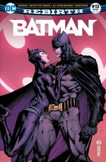 Batman Rebirth # 12