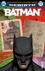 Batman Rebirth # 13