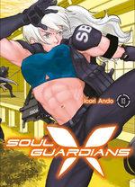 Soul guardians 3 Manga