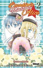 L'académie musicale alice 2 Manga