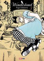couverture, jaquette Wonderland 3