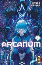 Arcanum T.1 Manga
