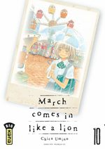 March comes in like a lion # 10