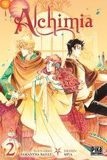 Alchimia 2 Global manga